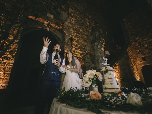 Il matrimonio di Rob e Siobhan a Firenze, Firenze 76
