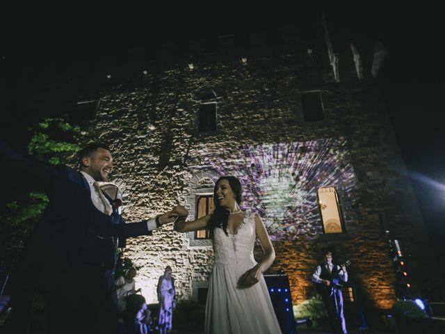 Il matrimonio di Rob e Siobhan a Firenze, Firenze 81