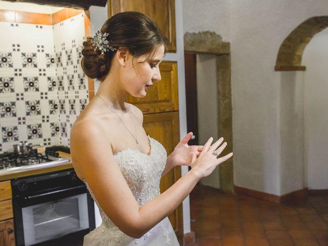 Il matrimonio di Teresa e Niccolò a Siena, Siena 17