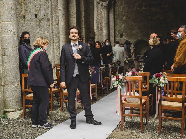 Il matrimonio di Teresa e Niccolò a Siena, Siena 18