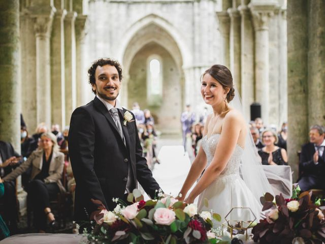 Il matrimonio di Teresa e Niccolò a Siena, Siena 22