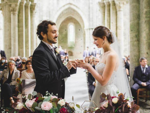 Il matrimonio di Teresa e Niccolò a Siena, Siena 24