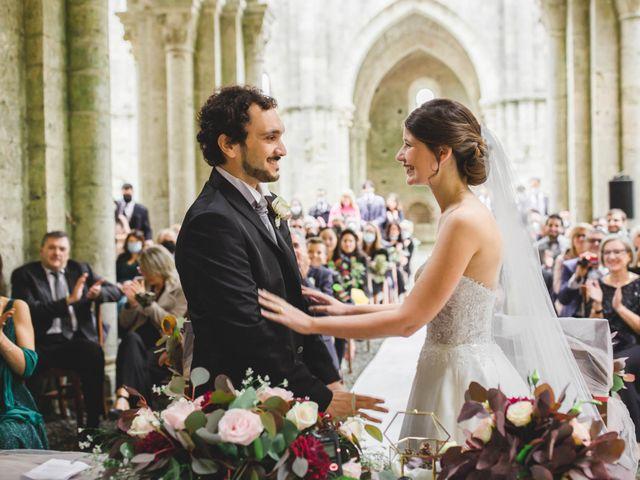Il matrimonio di Teresa e Niccolò a Siena, Siena 25