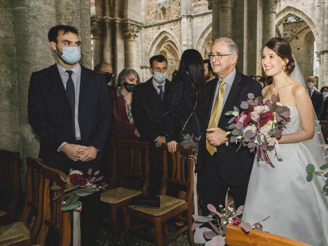Il matrimonio di Teresa e Niccolò a Siena, Siena 26