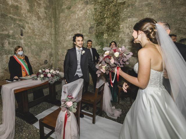 Il matrimonio di Teresa e Niccolò a Siena, Siena 27