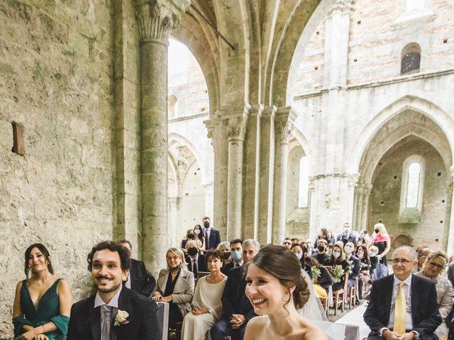 Il matrimonio di Teresa e Niccolò a Siena, Siena 28
