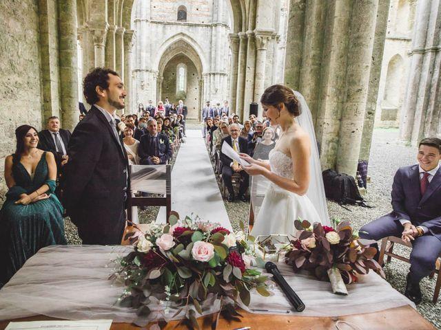 Il matrimonio di Teresa e Niccolò a Siena, Siena 29