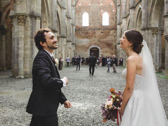 Il matrimonio di Teresa e Niccolò a Siena, Siena 33
