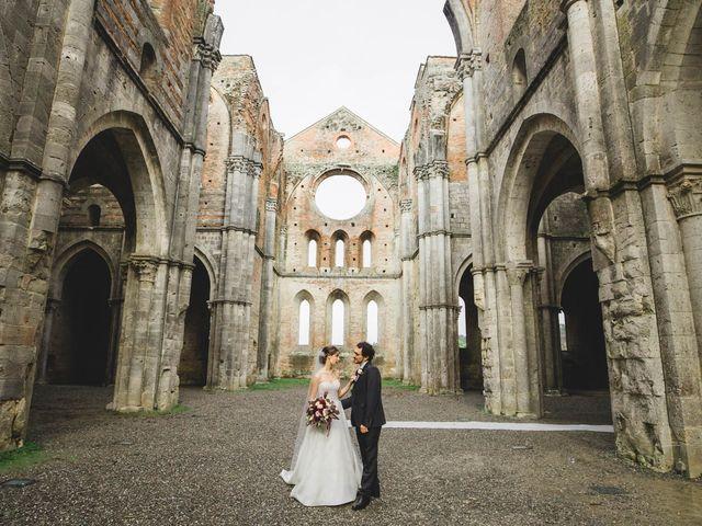 Il matrimonio di Teresa e Niccolò a Siena, Siena 35