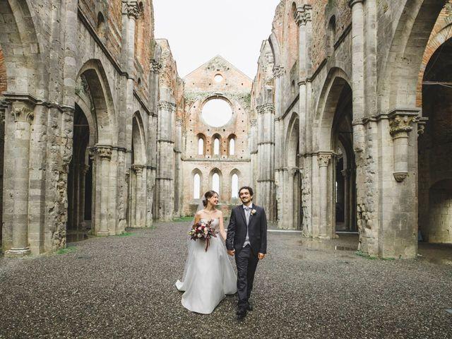 Le nozze di Niccolò e Teresa