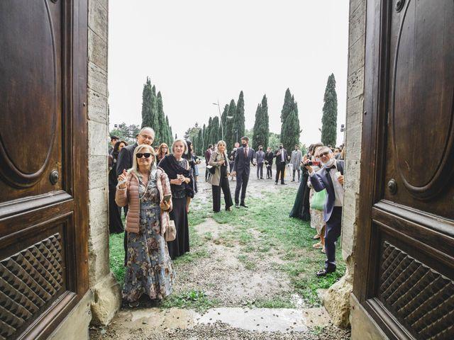 Il matrimonio di Teresa e Niccolò a Siena, Siena 37