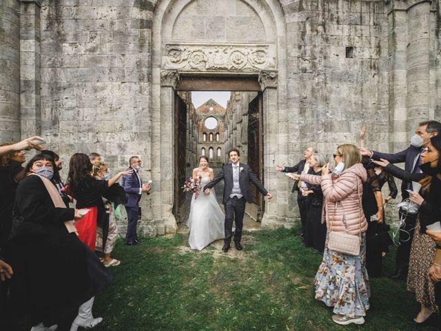 Il matrimonio di Teresa e Niccolò a Siena, Siena 38
