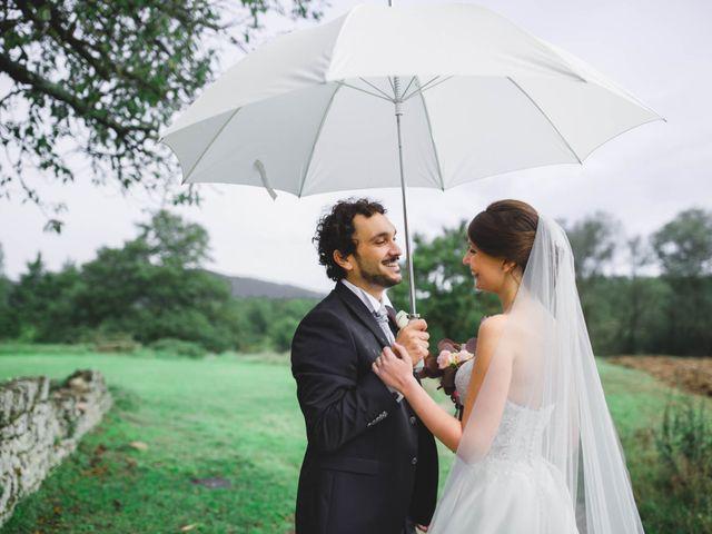 Il matrimonio di Teresa e Niccolò a Siena, Siena 42