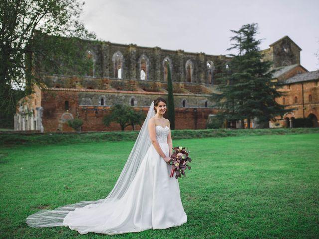Il matrimonio di Teresa e Niccolò a Siena, Siena 44