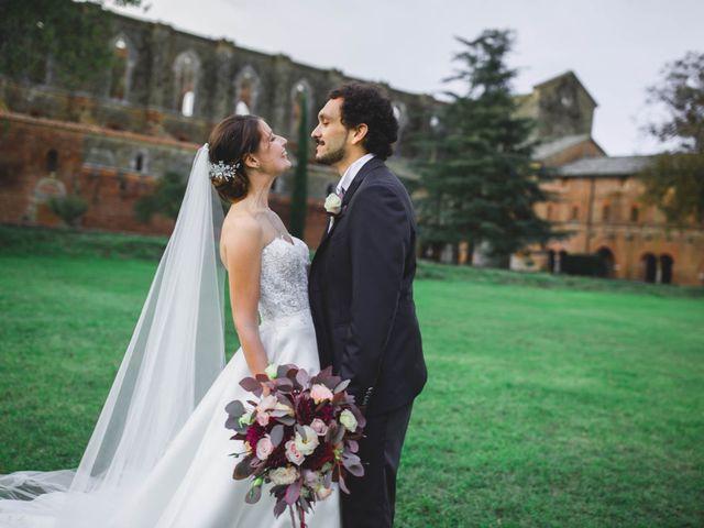 Il matrimonio di Teresa e Niccolò a Siena, Siena 45