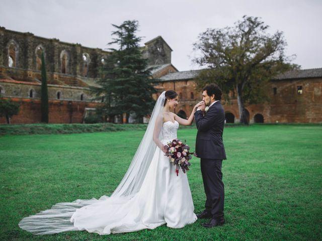 Il matrimonio di Teresa e Niccolò a Siena, Siena 46