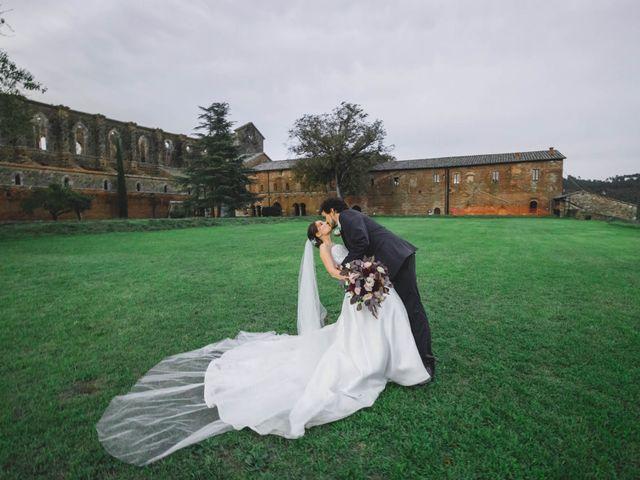 Il matrimonio di Teresa e Niccolò a Siena, Siena 1