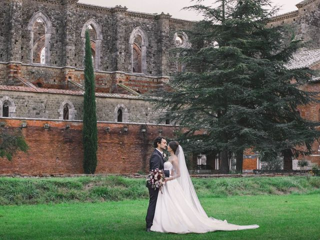 Il matrimonio di Teresa e Niccolò a Siena, Siena 47