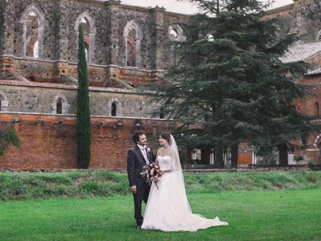 Il matrimonio di Teresa e Niccolò a Siena, Siena 49