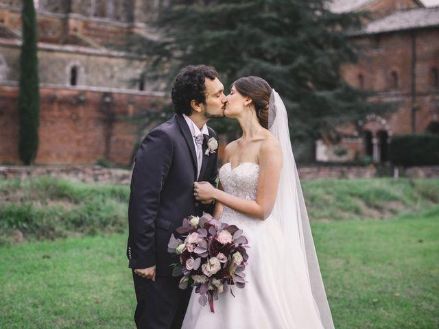 Il matrimonio di Teresa e Niccolò a Siena, Siena 50