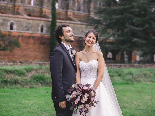 Il matrimonio di Teresa e Niccolò a Siena, Siena 2