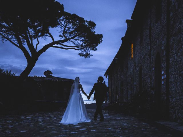 Il matrimonio di Teresa e Niccolò a Siena, Siena 58
