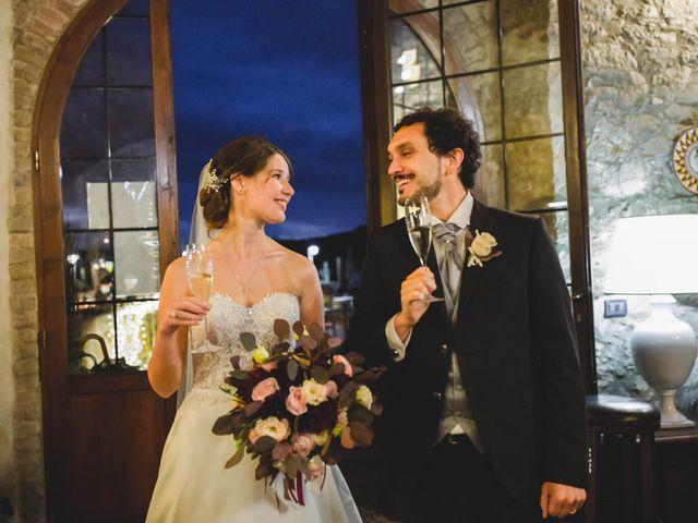 Il matrimonio di Teresa e Niccolò a Siena, Siena 61