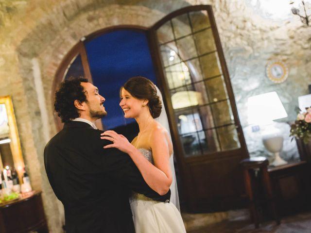 Il matrimonio di Teresa e Niccolò a Siena, Siena 62