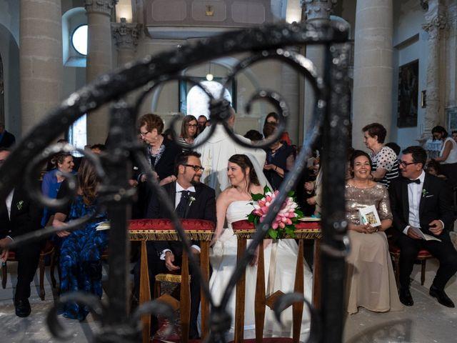 Il matrimonio di Giovanni e Lorena a Ragusa, Ragusa 22