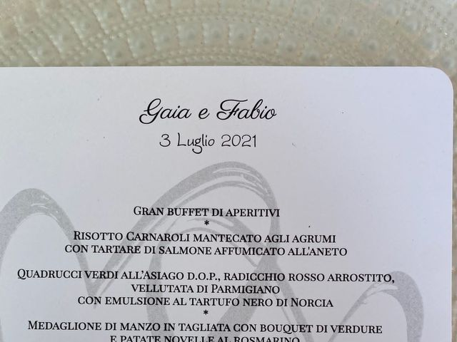 Il matrimonio di Gaia e Fabio a Pioltello, Milano 8