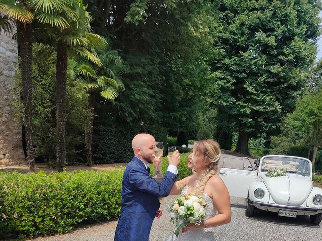 Il matrimonio di Gaia e Fabio a Pioltello, Milano 9