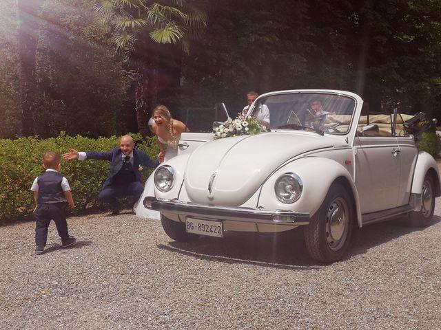 Il matrimonio di Gaia e Fabio a Pioltello, Milano 10