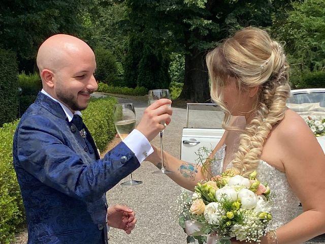 Il matrimonio di Gaia e Fabio a Pioltello, Milano 12
