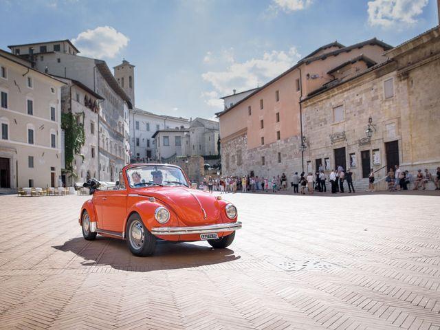 Il matrimonio di Marco e Maria a Spoleto, Perugia 8