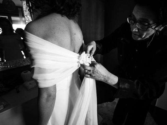 Il matrimonio di Cele e Giusy a Crescentino, Vercelli 1