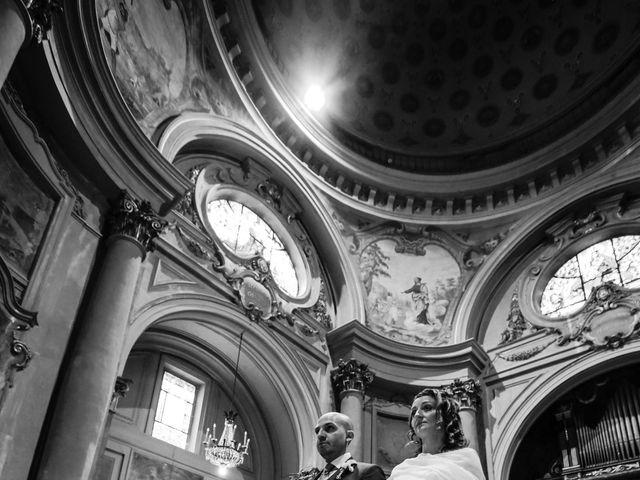 Il matrimonio di Cele e Giusy a Crescentino, Vercelli 8