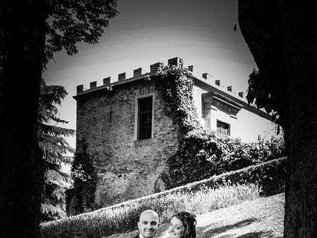 Il matrimonio di Cele e Giusy a Crescentino, Vercelli 13