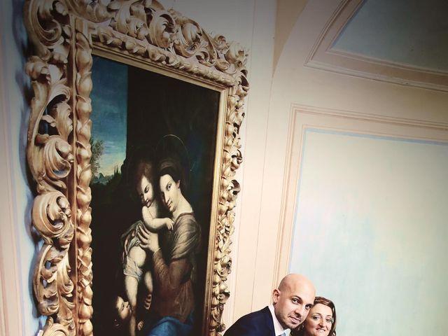 Il matrimonio di Cele e Giusy a Crescentino, Vercelli 14