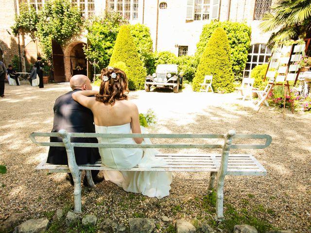 Il matrimonio di Cele e Giusy a Crescentino, Vercelli 16