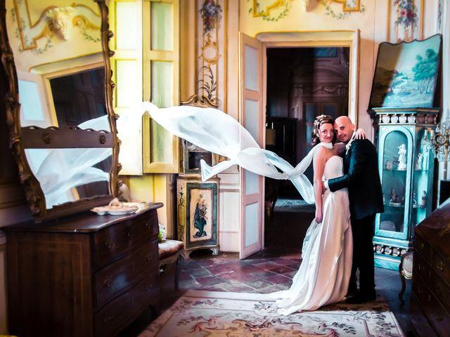 Il matrimonio di Cele e Giusy a Crescentino, Vercelli 18
