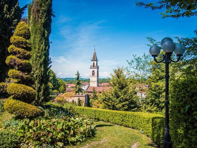 Il matrimonio di Cele e Giusy a Crescentino, Vercelli 22