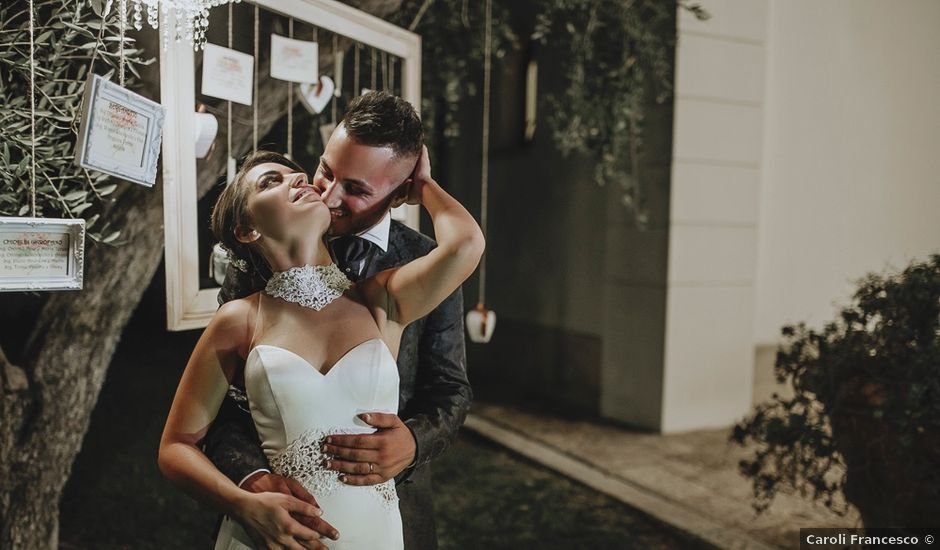 Il matrimonio di Cosmiano e Marika a Ostuni, Brindisi