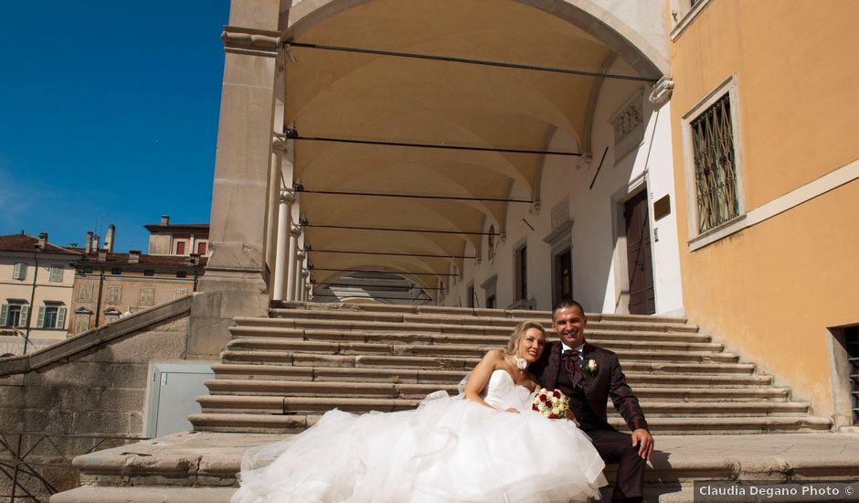 Il matrimonio di ALESSANDRO e JONELLA a Nimis, Udine