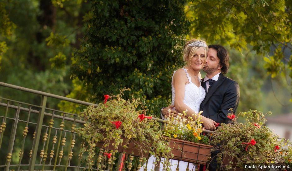 Il matrimonio di Carlo e Tiziana a Cassano Valcuvia, Varese
