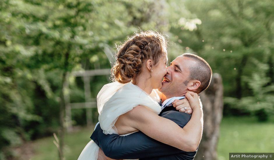 Il matrimonio di Enrico e Roberta a Varese, Varese
