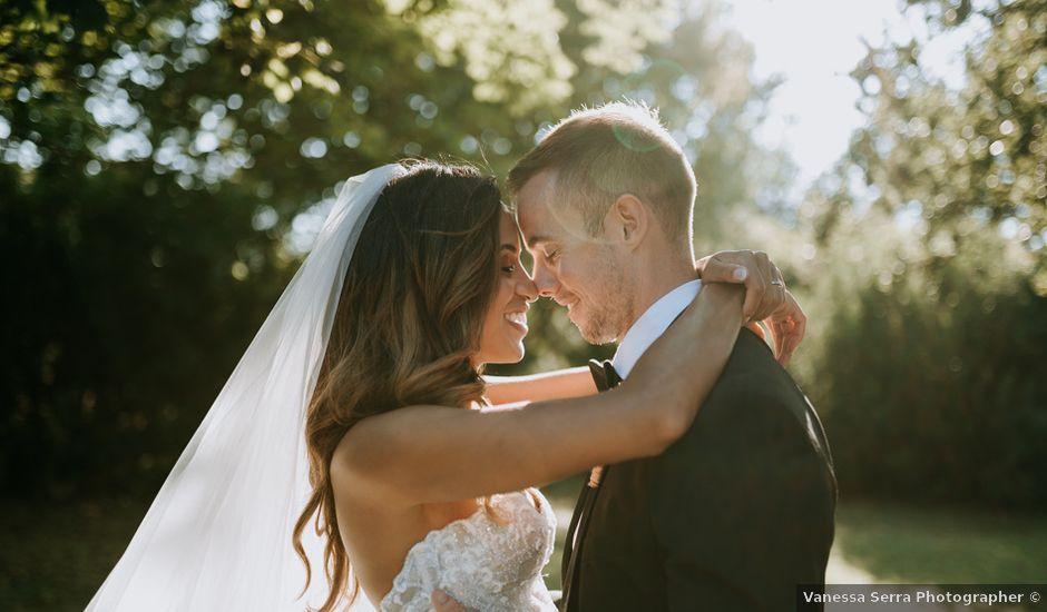Il matrimonio di Jhonny e Crystal a Conversano, Bari