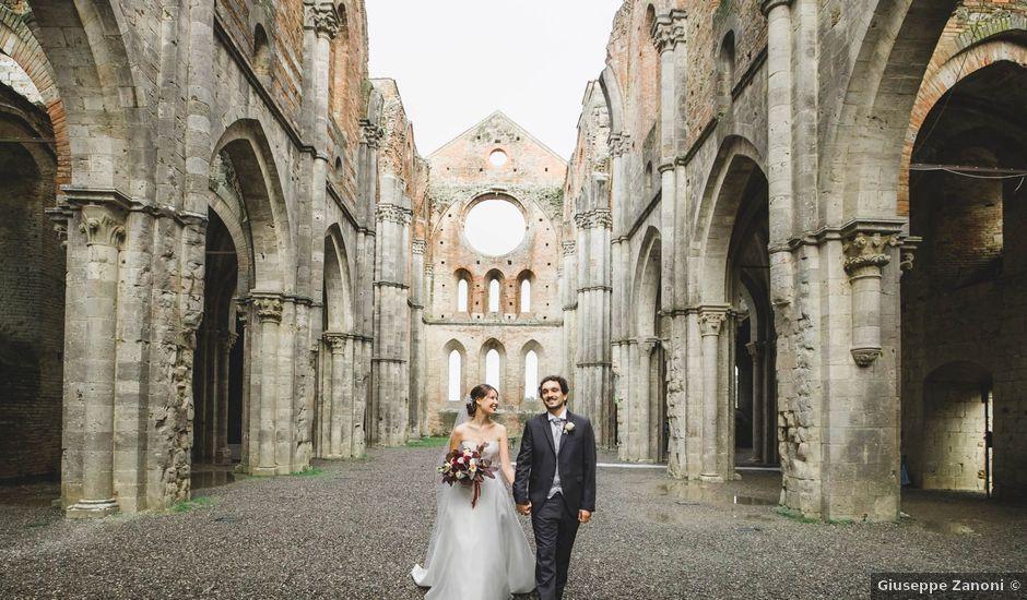 Il matrimonio di Teresa e Niccolò a Siena, Siena