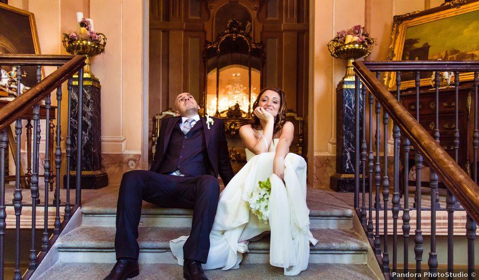 Il matrimonio di Cele e Giusy a Crescentino, Vercelli