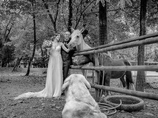 Le nozze di Gaetana e Alberto