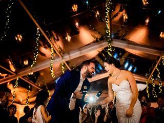 Le nozze di Imane e Pier